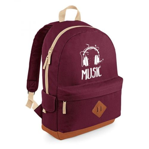Plecak heritage MUSIC 2