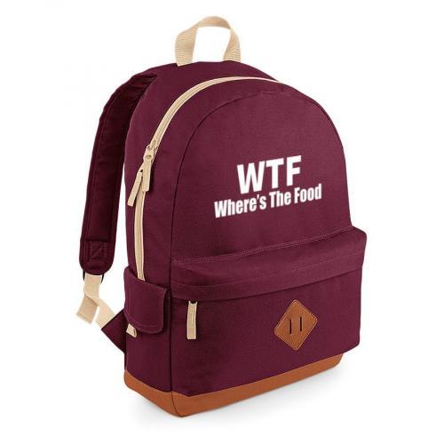 Plecak heritage WTF