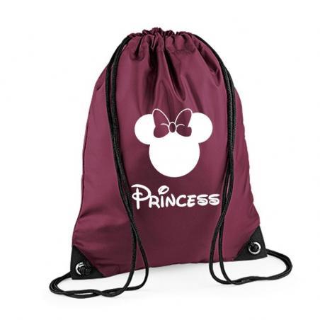 Plecak worek PRINCESS