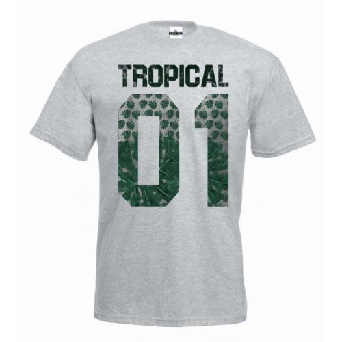 T-shirt Tropical 01