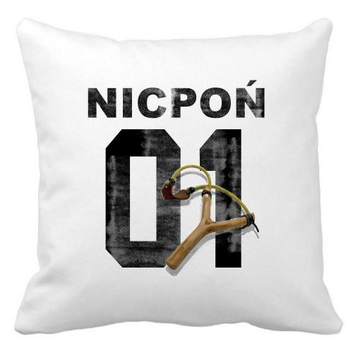 Poduszka Nicpoń 01 Slingshot