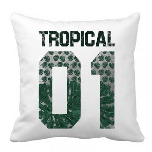 Poduszka Tropical 01