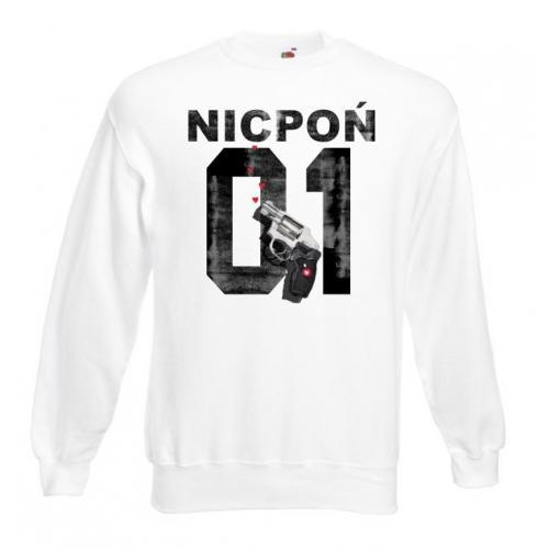 Bluza dtg Nicpoń 01 Gun