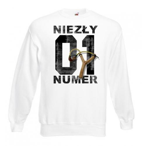 Bluza dtg Niezły Numer 01
