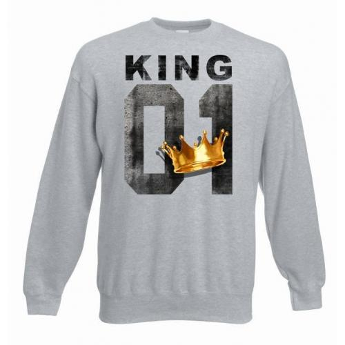 Bluza dtg King 01 Korona