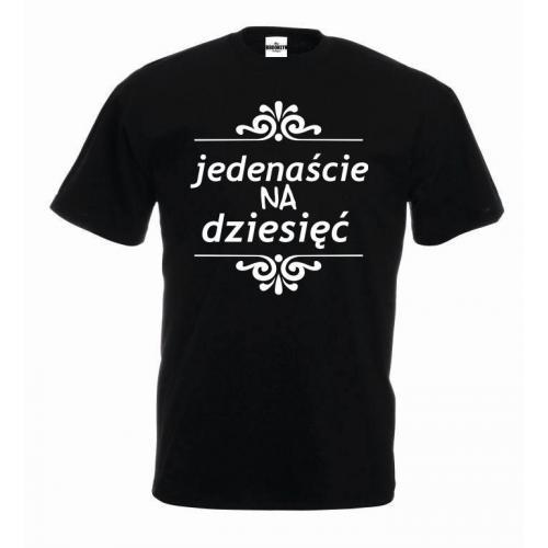 T-shirt 11 na 10