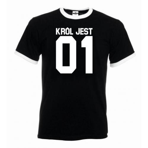 T-shirt Król Jest
