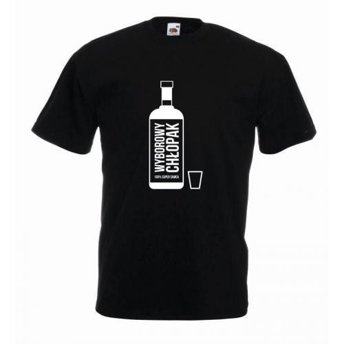 T-shirt oversize WYBOROWY CHŁOPAK