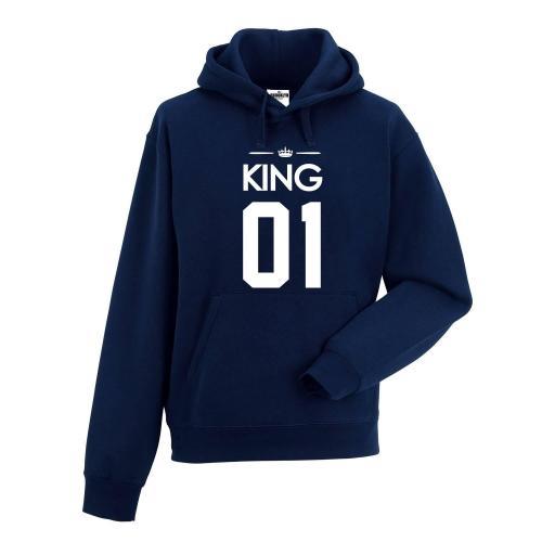 bluza z kapturem KING 01