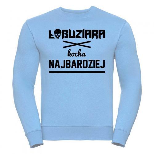 bluza oversize ŁOBUZIARA