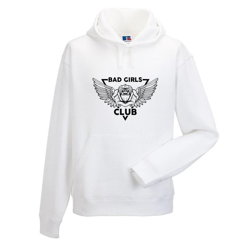 bluza z kapturem BGC BAD GIRLS CLUB WINGS