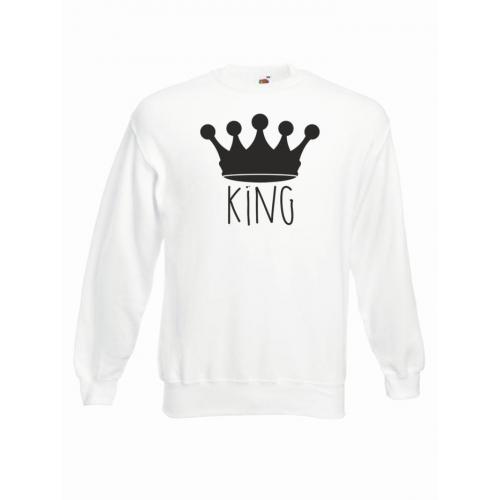 bluza oversize KING TWO (OUTLET)