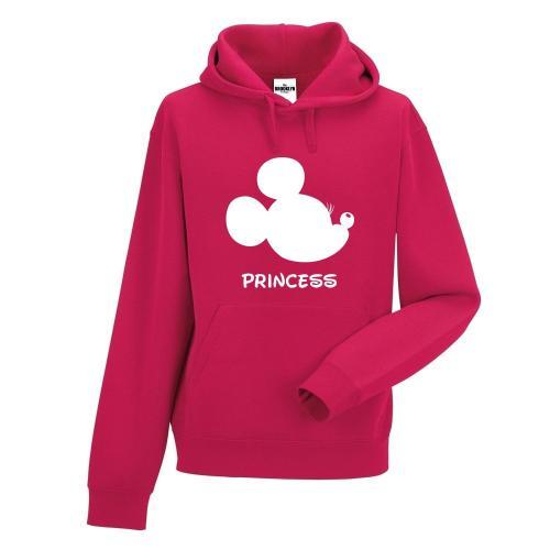 bluza z kapturem Princess Minnie