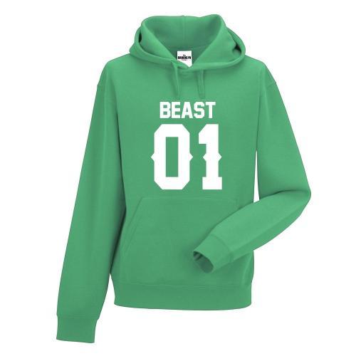 bluza z kapturem Beast 01