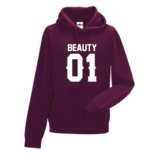 bluza z kapturem Beauty 01