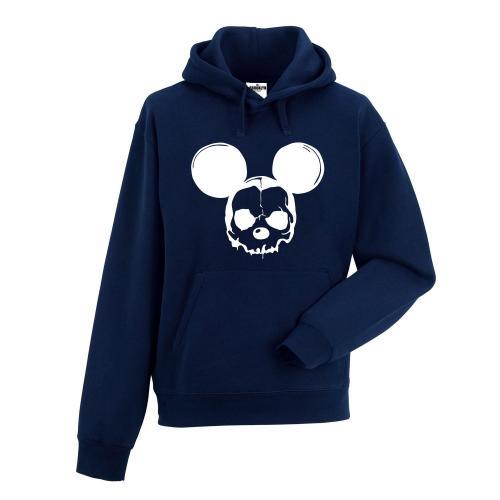 bluza z kapturem Mickey Scary