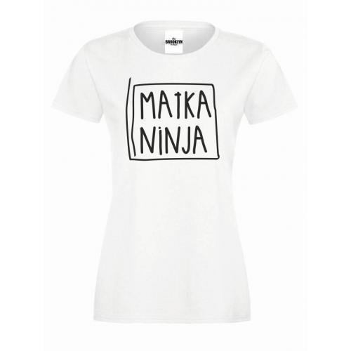 T-shirt lady MATKA NINJA
