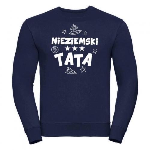 bluza oversize W tym domu rządzi Tata