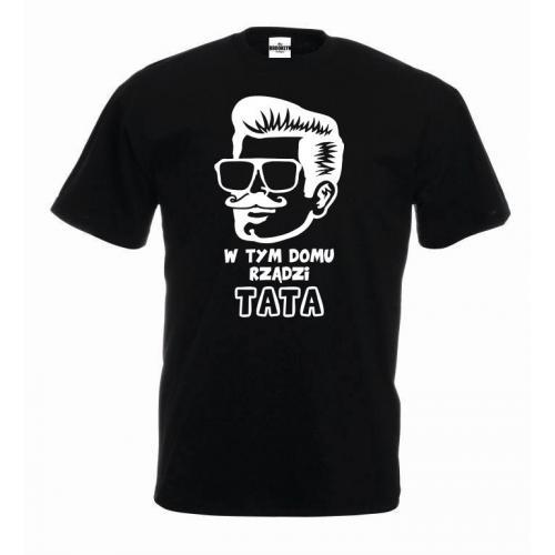 T-shirt oversize Jeść Spać Grać