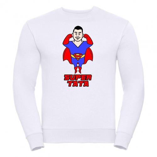 bluza oversize super tata moc
