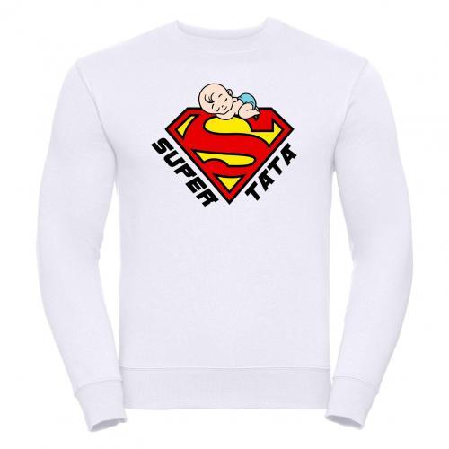 bluza oversize super tata