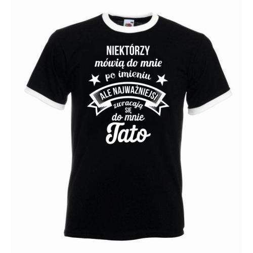 T-shirt oversize PO IMIENIU TATO