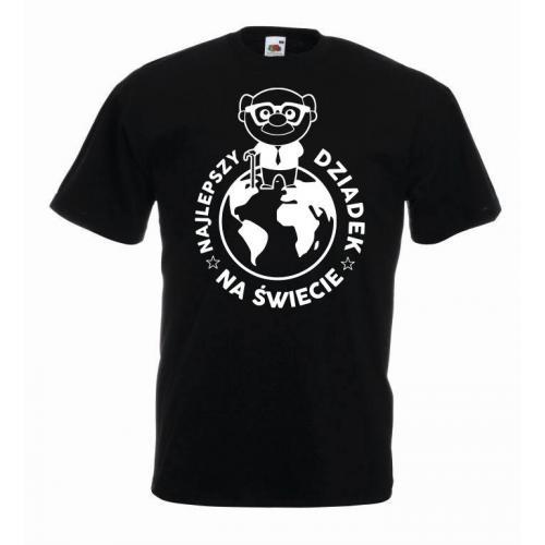 T-shirt oversize BOMBOWY DZIADEK