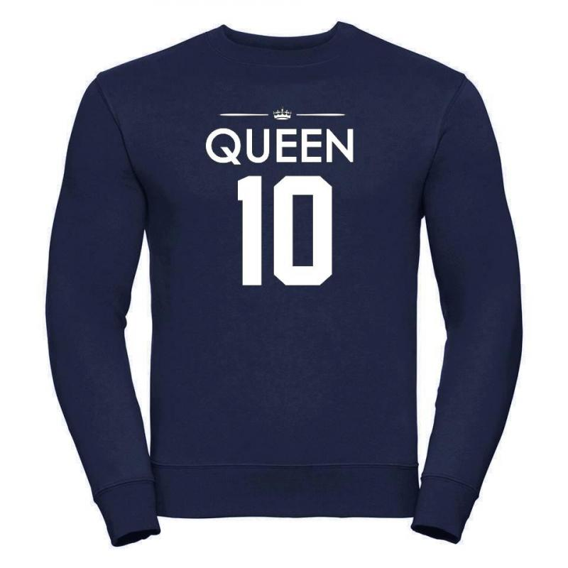 Bluza oversize queen 01 OUTLET