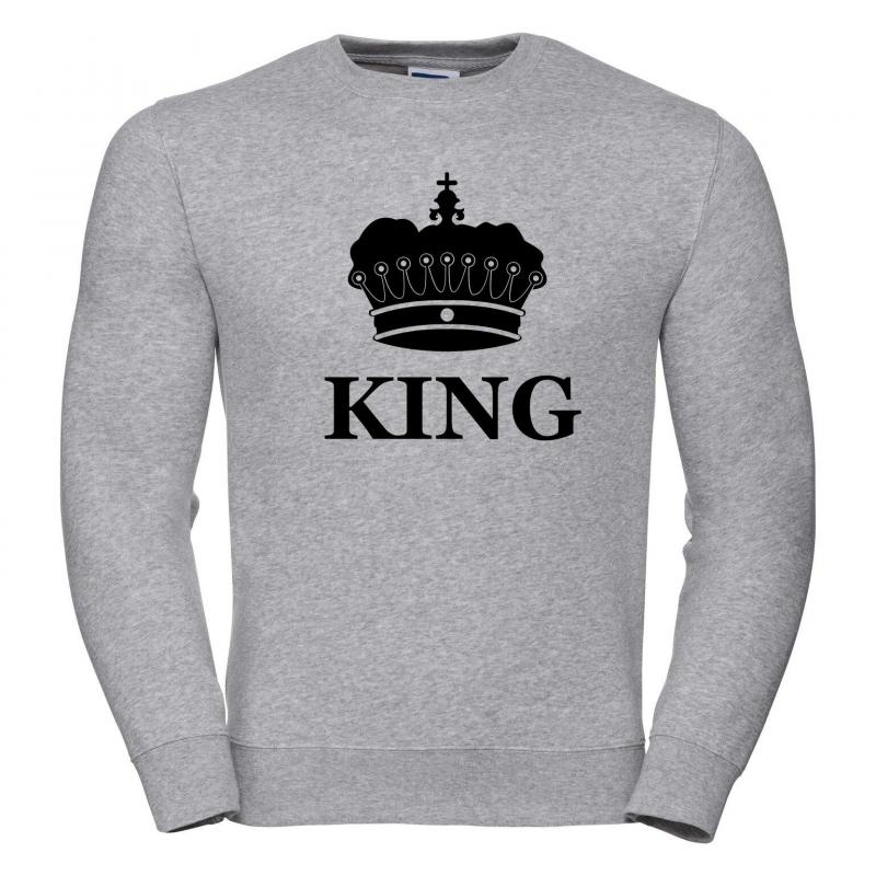 Bluza oversize king corone OUTLET