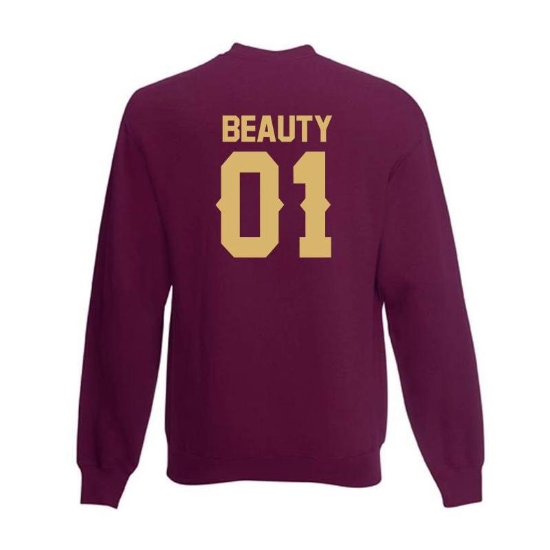 Bluza oversize beauty 01 OUTLET