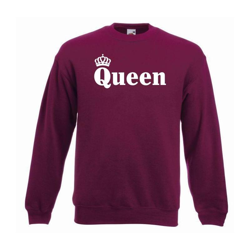 Bluza oversize queen corone 2 OUTLET
