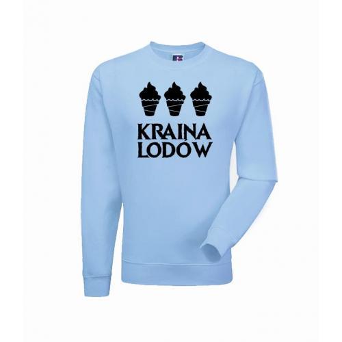 bluza oversize Queen Korona