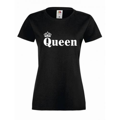T-shirt lady QUEEN CORONE