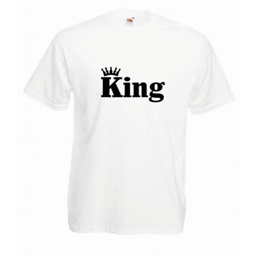 T-shirt oversize KING