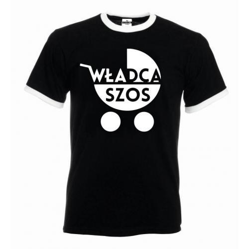 T-shirt oversize władca szos