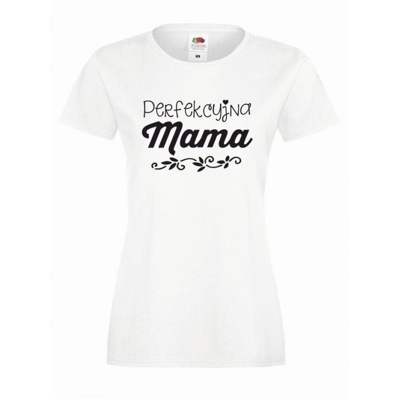 T-shirt lady PERFEKCYJNA MAMA