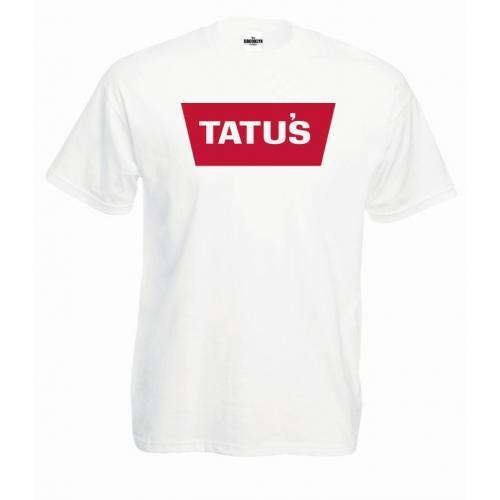 T-shirt oversize DTG TATUŚ ORIGINAL