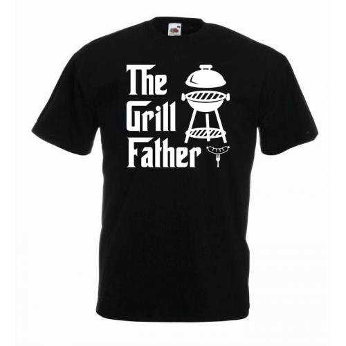 T-shirt oversize GRILL FATHER