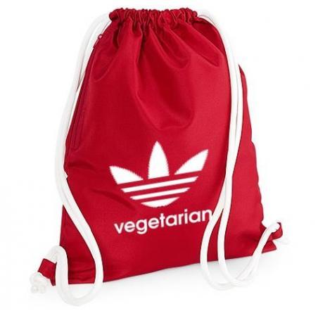 plecak worek VEGETARIAN premium