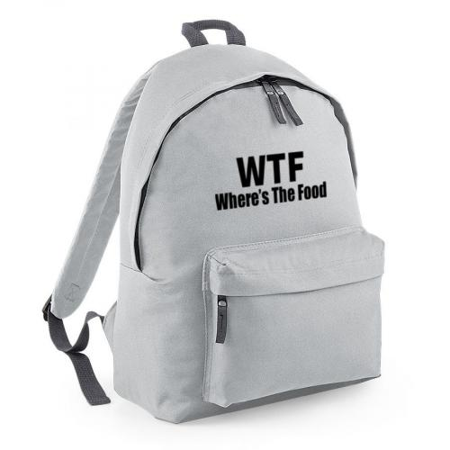 plecak owal WTF