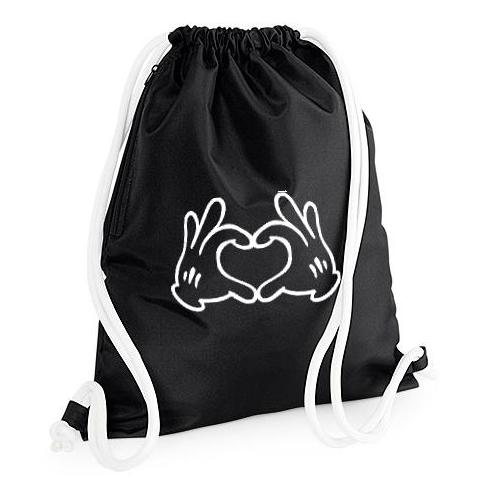 plecak worek HEARTHANDS MICKEY premium