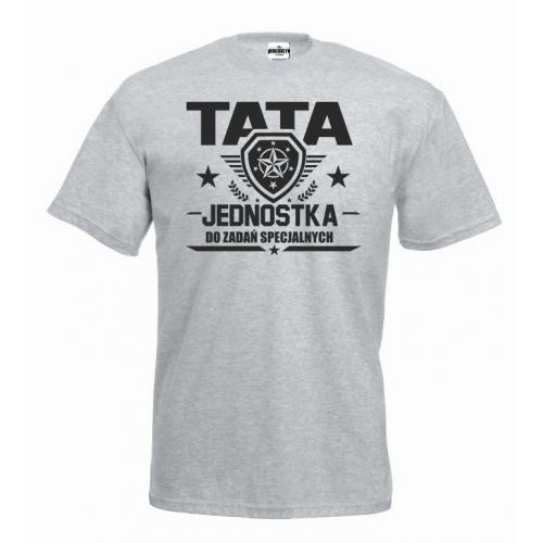 T-shirt Tata jednostka do zadań specjalnych