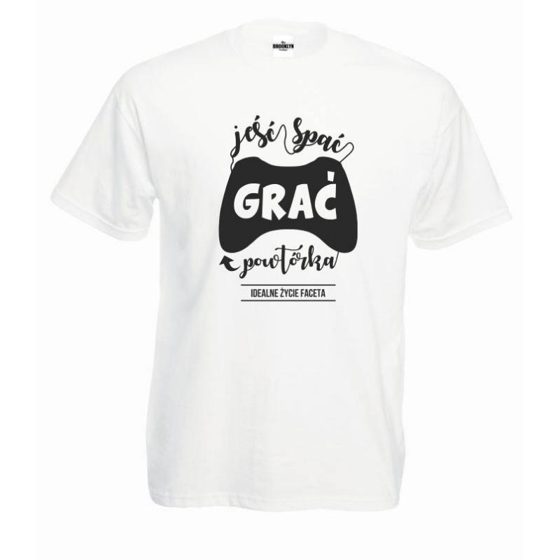 T-shirt oversize SZTOS FACET