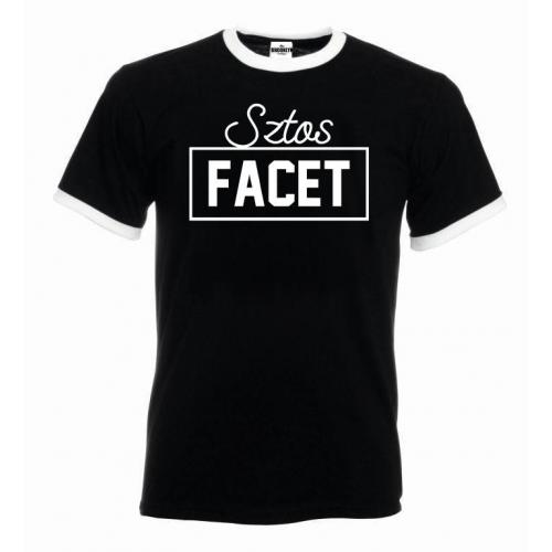 T-shirt oversize SZTOS FACET