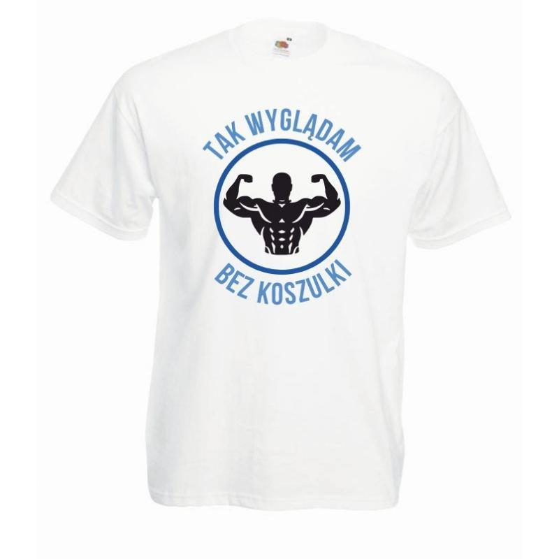 T-shirt oversize DTG BEZ KOSZULKI