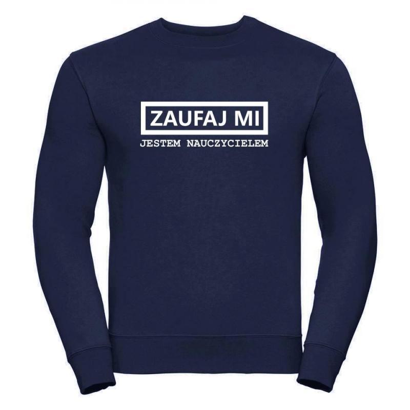bluza oversize Zaufaj Mi
