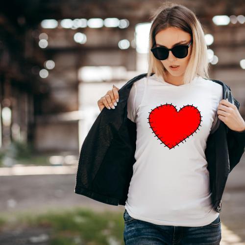 T-shirt slim fullprint LOADING