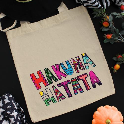torba na dzień kobiet hakuna matata