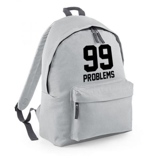 plecak BG owal 99 PROBLEMS