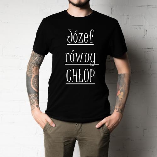T-shirt  na imieniny najlepszy Józek